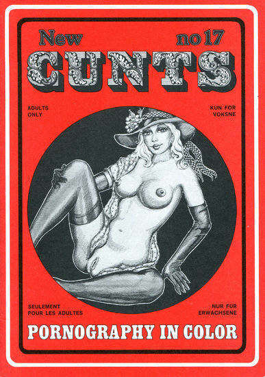 New Cunts 37 Cover