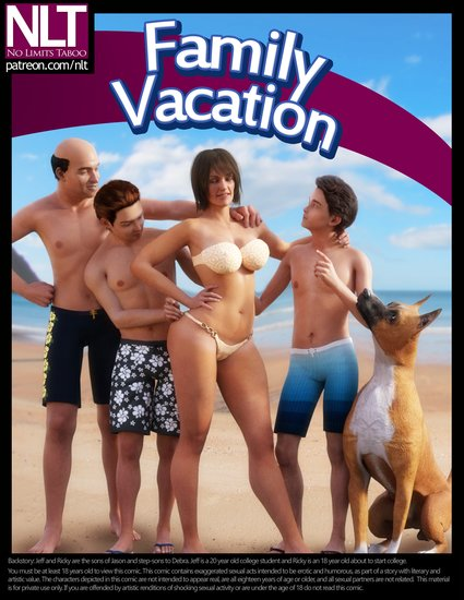 Family Vacation Cover