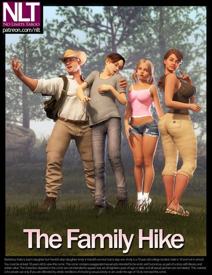 The Family Hike Cover