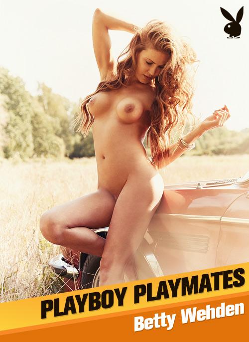 Betty Wehden Playboy Girl December 2016 part 1