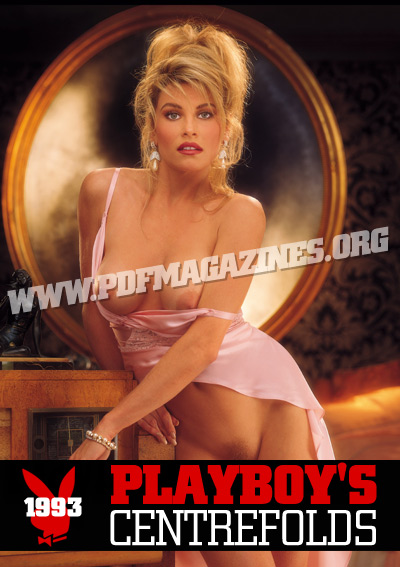 Playboys Centrefolds 1993
