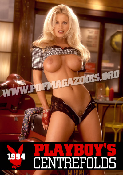 Playboys Centrefolds 1994