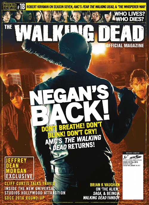 The Walking Dead Issue 18 Fall 2016