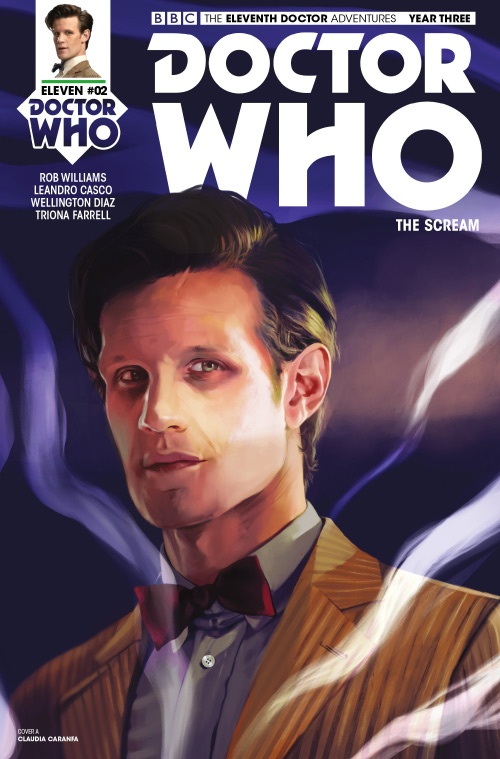 Doctor Who The Eleventh Doctor Year Three 2 2017
