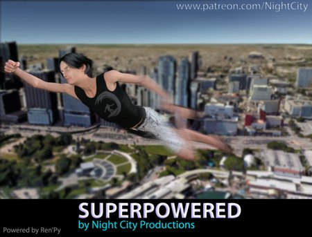 Superpowered Cover