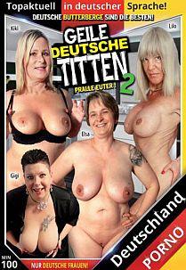 Geile Deutsche Titten #2 Cover