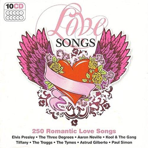 VA - Love Songs - 250 Romantic Love Songs [10CD] (2009)