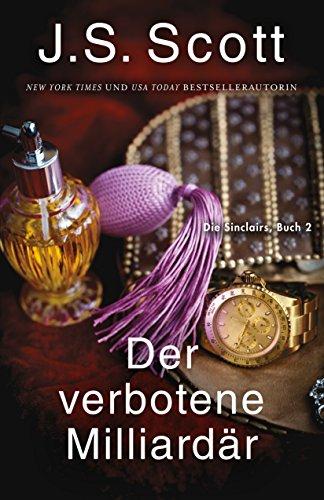 Buch Cover für Der verbotene Milliardär ~ Jared: Die Sinclairs (Buch 2)