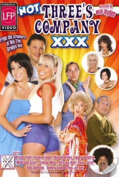 Not Threes Company Cover