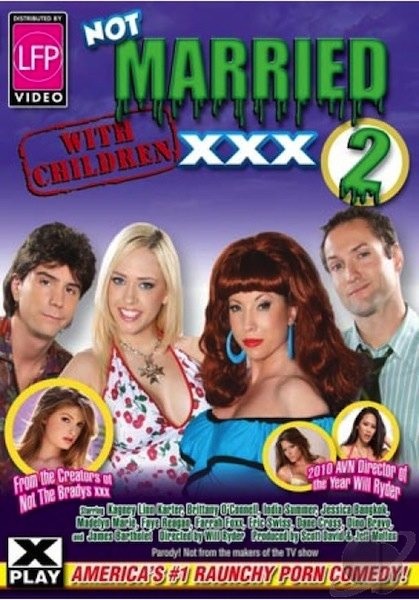 Not Married With Children XXX #2 Cover