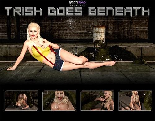 IronRoo - Trish Goes Beneath BASIC VERSION
