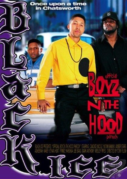 Official Boyz N The Hood Parody Cover
