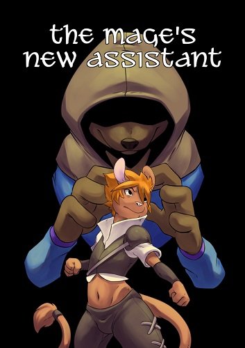 Rinzy - The Mage's New Assistant