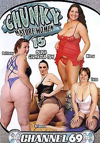 Chunky Mature Women #15 Cover