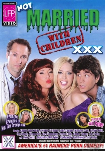 Not Married With Children XXX #1 Cover