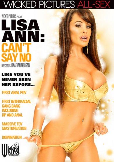 Lisa Ann can