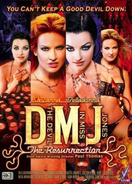 The Devil in Miss Jones - The Resurrection Cover