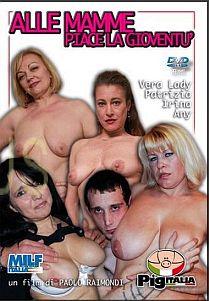 Alle Mamme Piace La Gioventu Cover