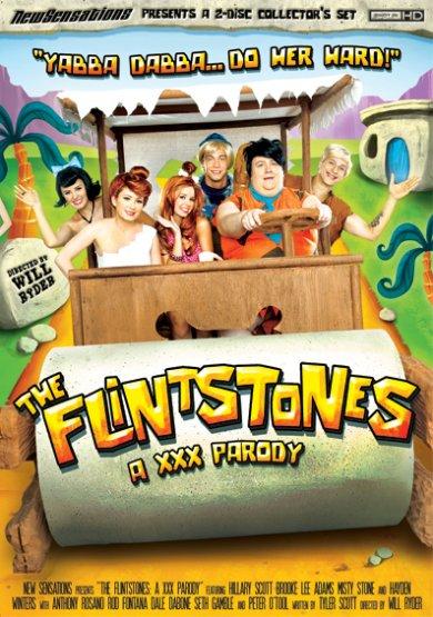 The Flintstones - A XXX Parody Cover