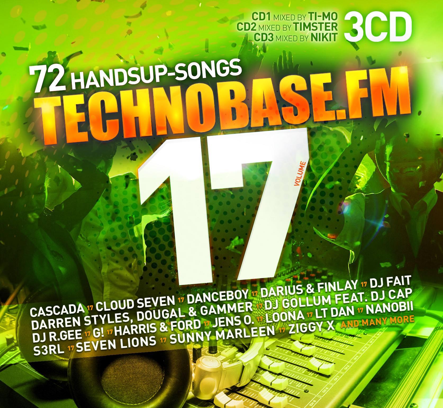 Various Artists-TechnoBase.FM Vol. 17