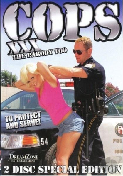 Cops - The XXX Parody Too Cover