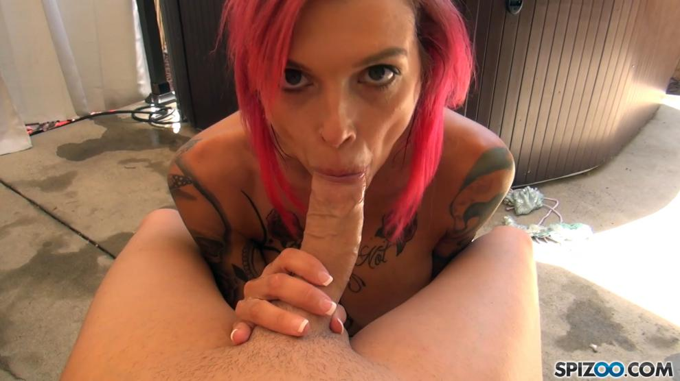Anna Bell Peaks Loves The Jacuzz 26.06.2017