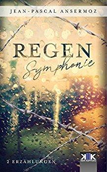 Buch Cover für Regensymphonie