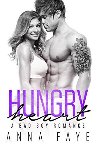 Buch Cover für Hungry Heart: A Bad Boy Romance