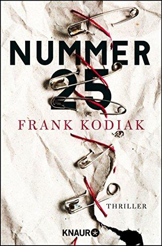 Buch Cover für Nummer 25