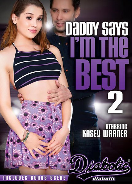 Hnnotm37 in Daddy Says I'm The Best 2 DvD Rip XXX