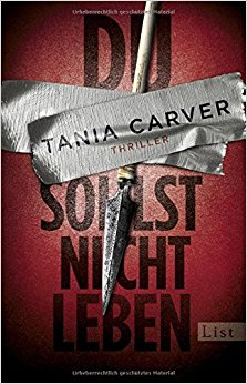 Buch Cover für Du sollst nicht leben Ein Marina-Esposito-Thriller, Band 6