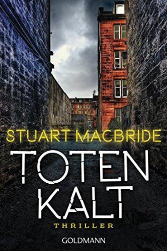 Buch Cover für Totenkalt (Detective Sergeant Logan McRae 10)