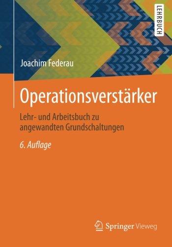 Joachim Federau - Operationsverstärker