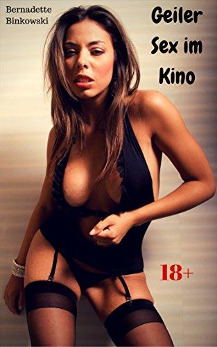Bernadette Binkowski - Geiler Sex im Kino