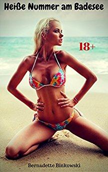 Buch Cover für Heiße Nummer am Badesee: Geile Erotikstory