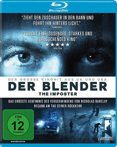 Der Blender The Imposter German 2012 Ac3 BdriP XviD Xf