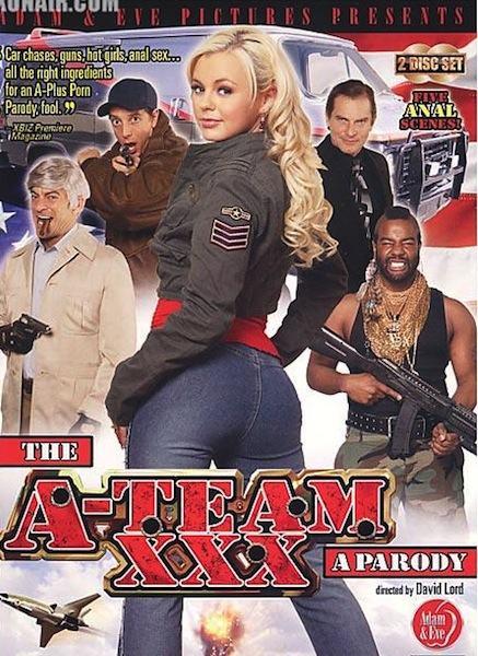 The A-Team XXX - A Parody Cover