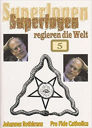 Buch Cover für Superlogen regieren die Welt, Teil 5