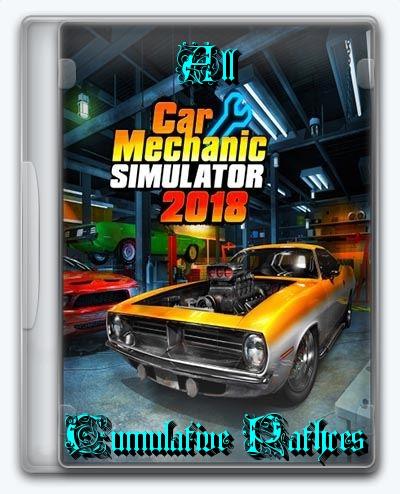Car Mechanic Simulator 2018 - All Cumulative Patches (2017) [Ru/Multi] (1.0.0-1.4.0) Patch