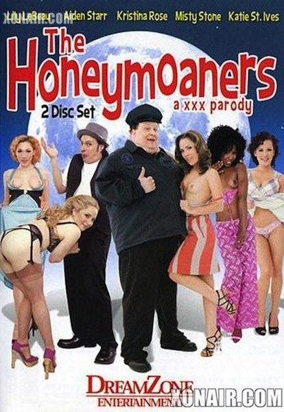 The Honeymoaners - A XXX Parody Cover