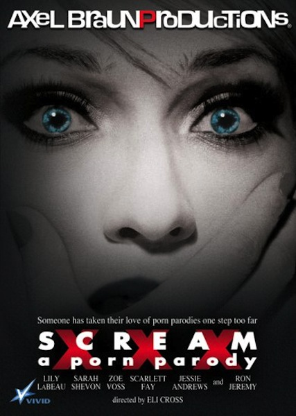 Scream XXX A Porn Parody Cover