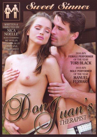 Don Juans Therapist Cover