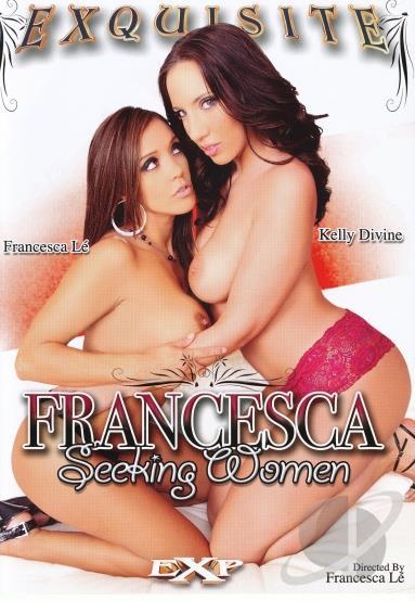 Francesca seeking Women Cover
