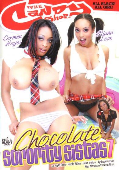 Chocolate Sorority Sistas #7 Cover