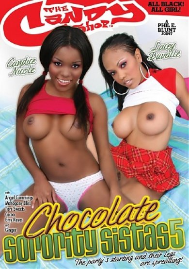 Chocolate Sorority Sistas #5 Cover