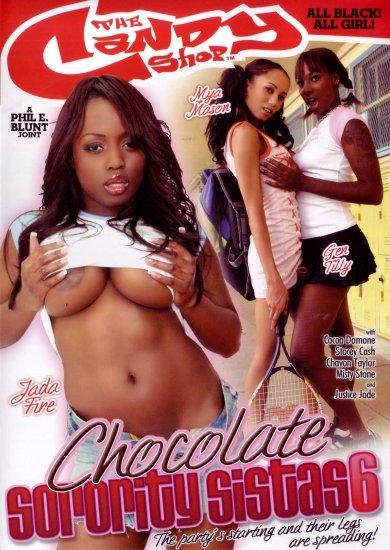 Chocolate Sorority Sistas #6 Cover