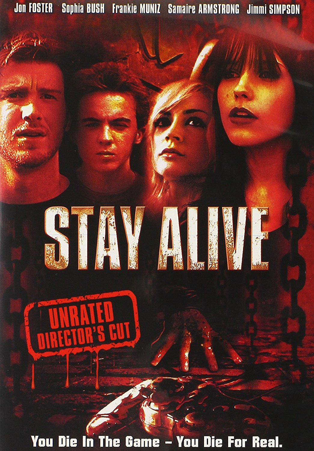 Stay Alive unrated German 2006 DVDRiP XviD iNTERNAL mh