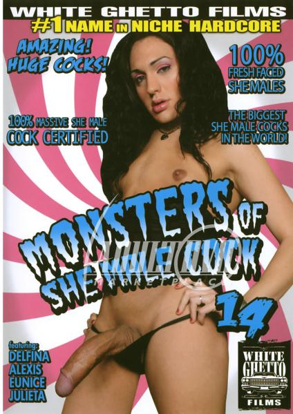Monsters Of She Male Cock 14