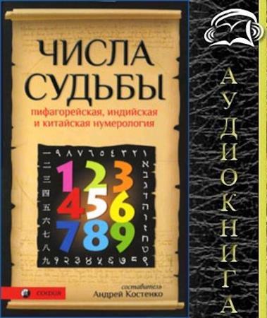 Андрей Костенко - Числа Судьбы: пифагорейская, индийская и китайская нумерология (Аудиокнига)