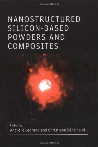 Nanostructured Silicon based Powders and Composites